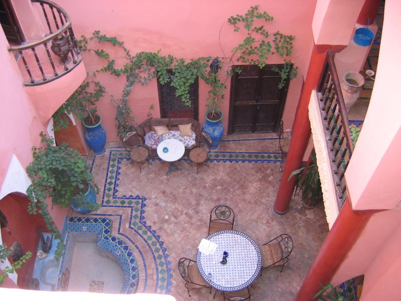 Oasis in Marrakech