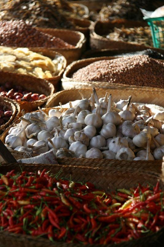 Market Garlic