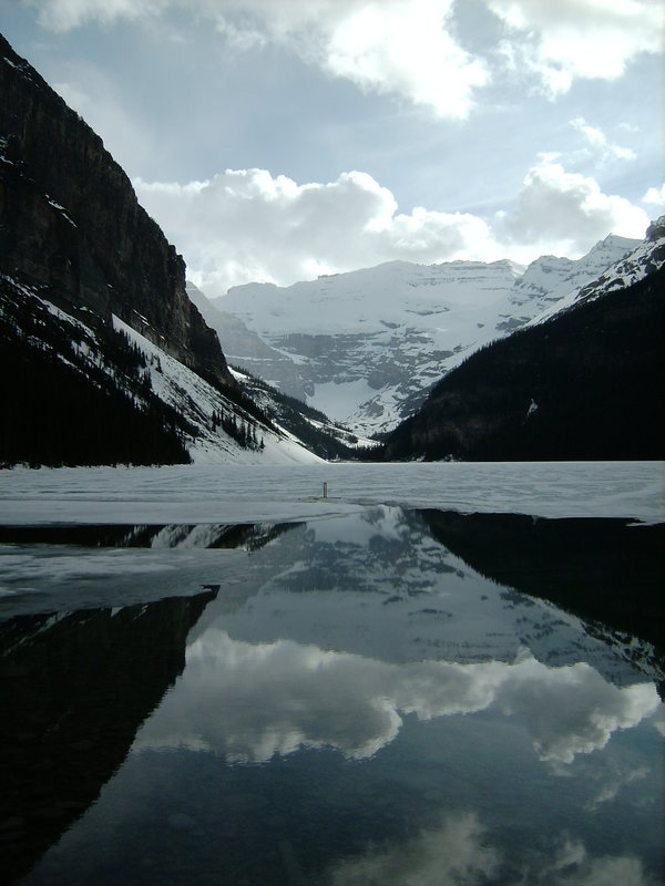 Lake Louise late May