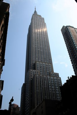 The Empire State Builing