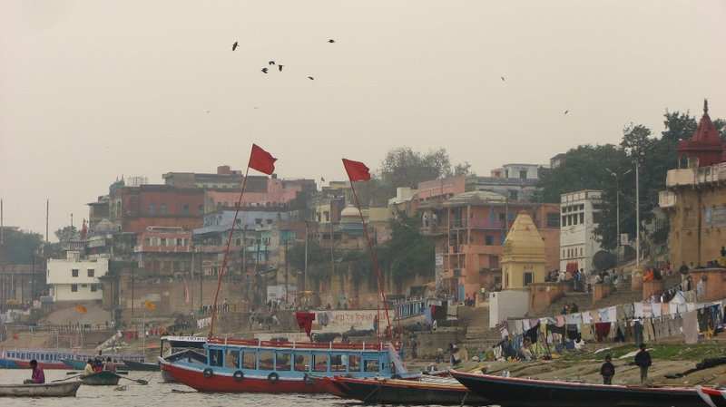 The Banaras Ghats