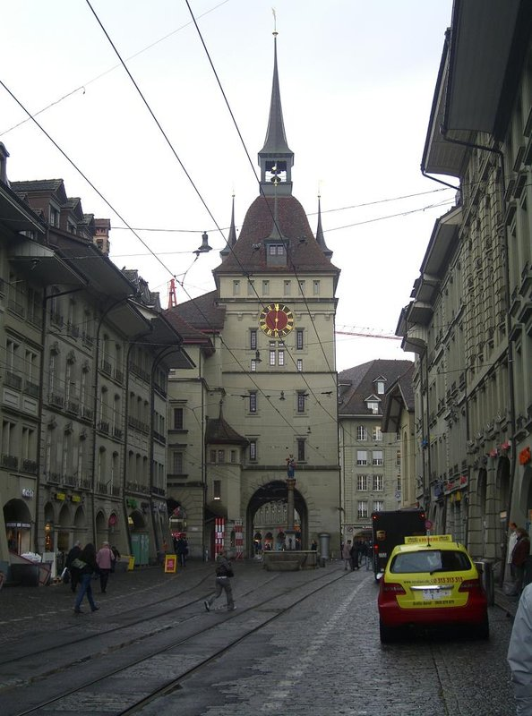Bern Buildings