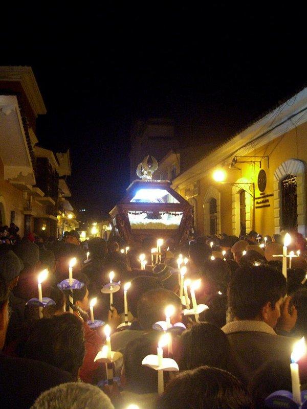Candlelit Moshpit
