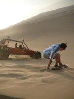 Dune Shredding