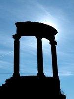 Tholos at Pompeii