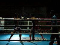 Bout at Rajadamnern Stadium