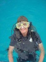 Diving off Mabul