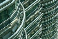 Petronas Towers, detail 2