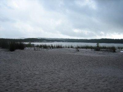 Fraser Island: Lake Boomanjin