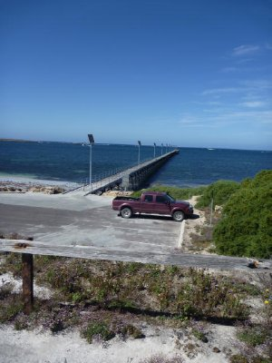 Elliston Jetty