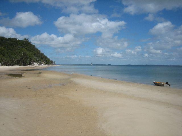 Fraser Island: Moon Point