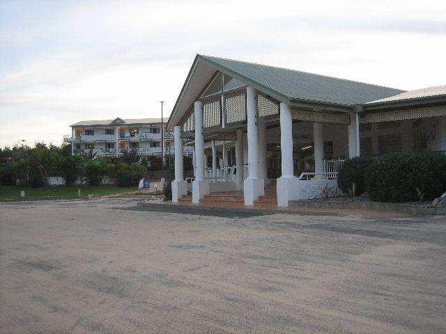 Fraser Island: Eurong Resort
