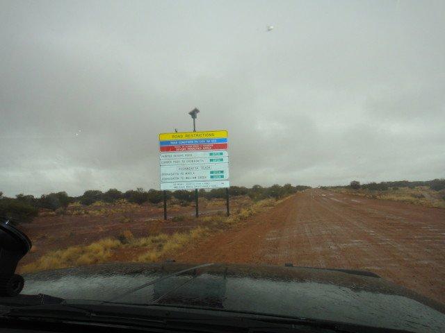 Painted Desert Road