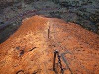 Ayers Rock Climb