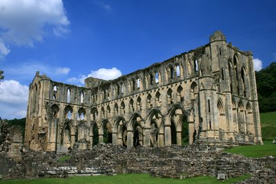 Rivleaux Abbey, Yorkshire