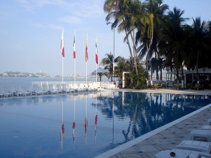 Hotel Pool, Acapulco
