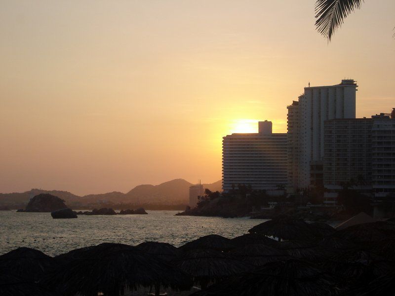 Sunset - Acapulco, Mexico