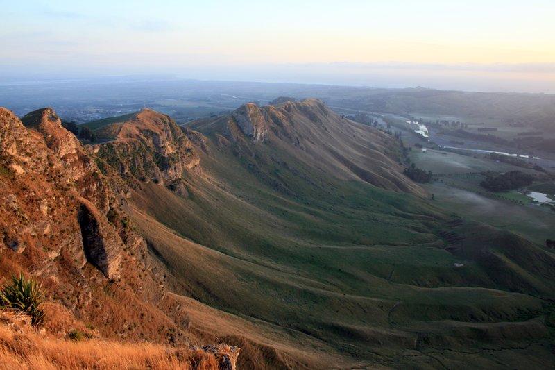 Te Mata Peak - Hawkes Bay