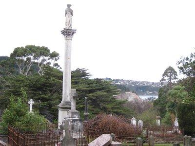 Dunedin Graveyard