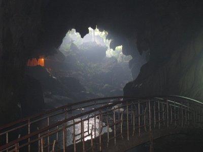 Phang Nga Taipan cave