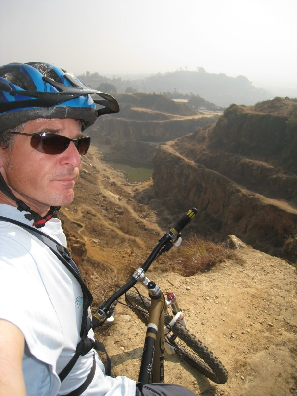 ride at the quarry