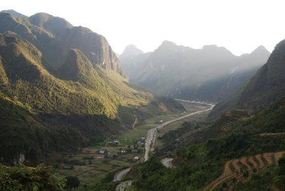 Ha Giang motorcycling