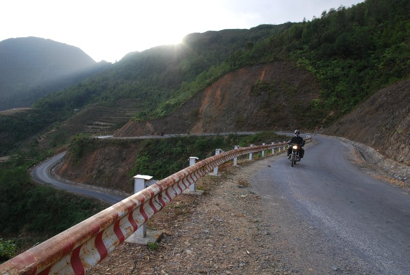 Ha Giang motorcycle ride