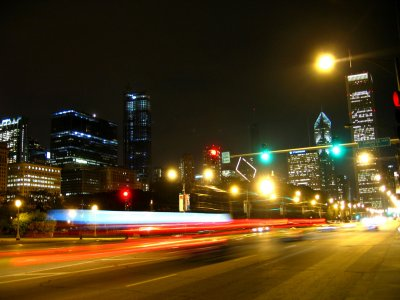 Chicago zoomin'