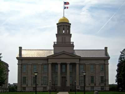 Old Capitol Museum, Iowa