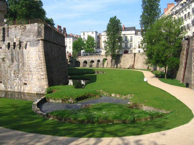 Garden of the Duke's Castle
