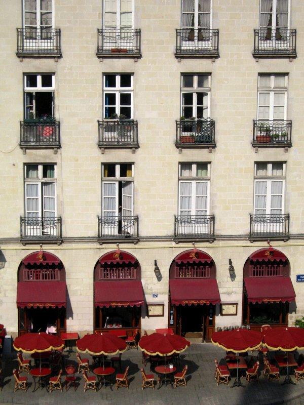Café in Nantes
