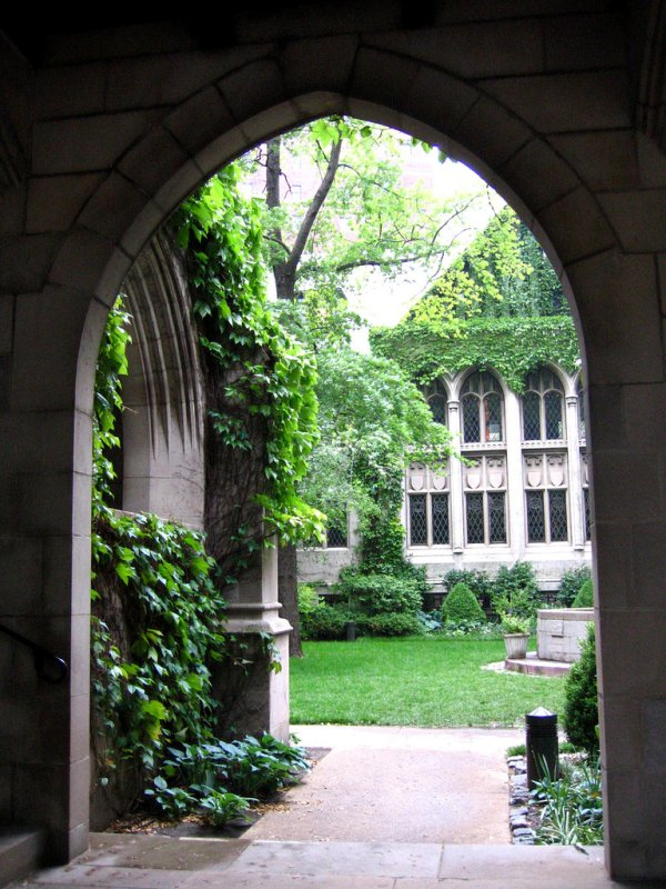 A sanctuary in Chicago