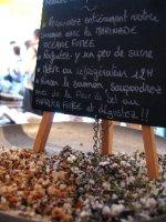 Seasoned fleur de sel of Guérande