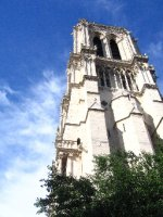 South Tower of Notre Dame de Paris
