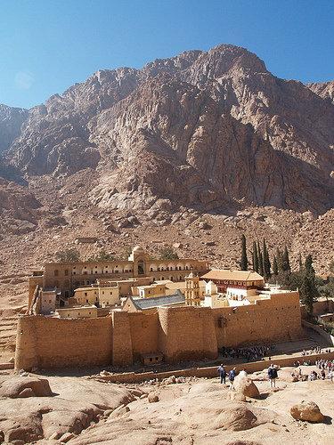 St-Catherine Monastery: Sinai