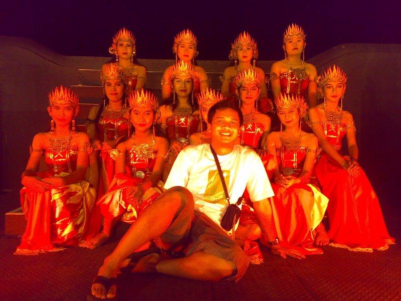 Ramayana Ballet - Prambanan Temple