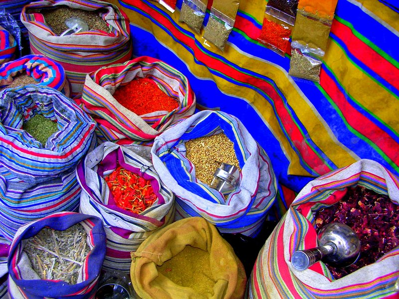 Khan el Khalili spices