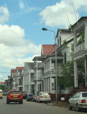 Historic Capital City of Paramaribo