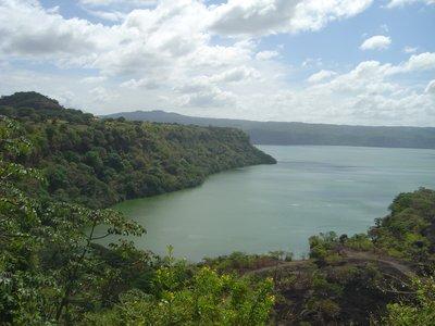 Masaya Lagoon