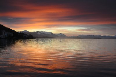 Sunset Bariloche Three