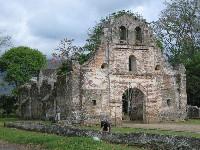 Aelteste Kirche Costa Ricas (das was noch davon uebrig ist...)