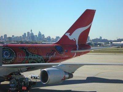 Goodbye Sydney...