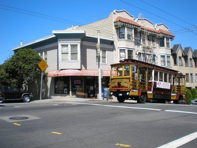 Cable Car,San Francisco