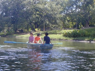 Paseo en Bote Río Almendares