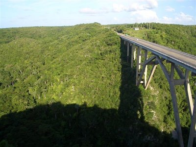 Mirador puente Bacunayagua 2