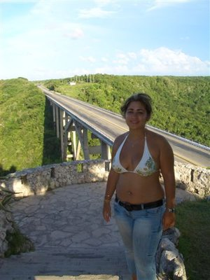 Mirador puente Bacunayagua 1