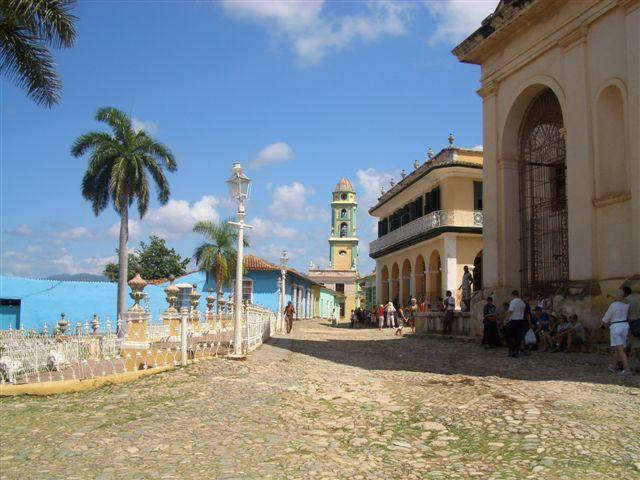 Plaza de Trinidad