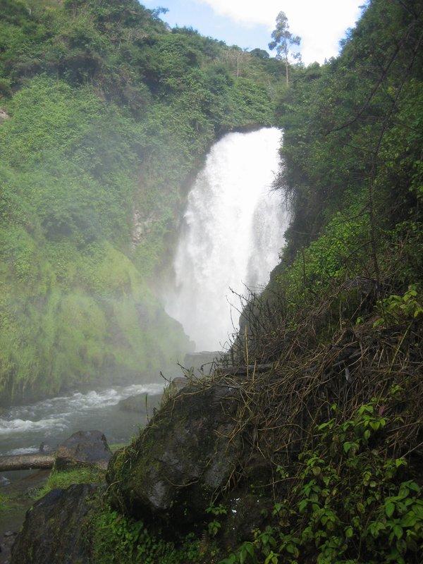 Peguche Falls 1