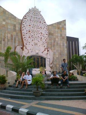 monument of bali blast