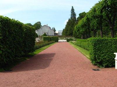 Helsinki botanic garden
